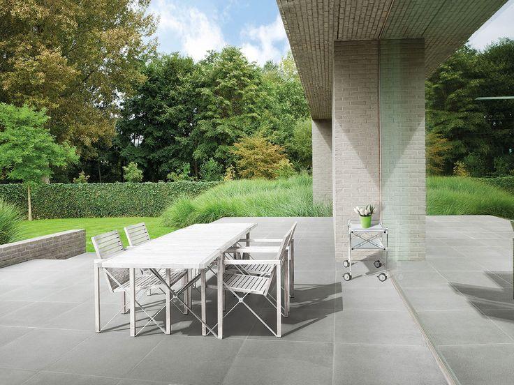 Marlux | Manhattan Concrete  @tuintipper  #tiles #tegels #tuintegels  http://tegels.nl/5947/tegels/tessenderlo,-belgie/marlux.html