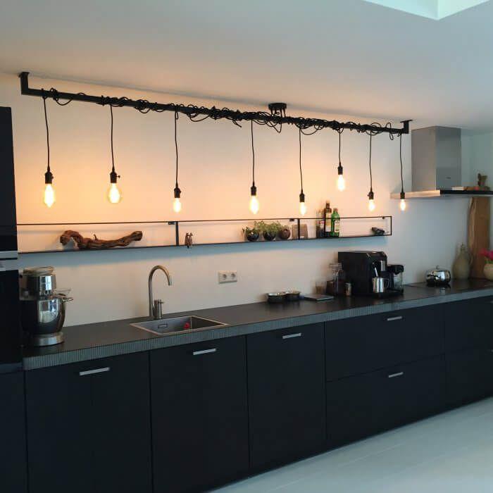 Loftduer Lightbar - Industriele keukenlamp