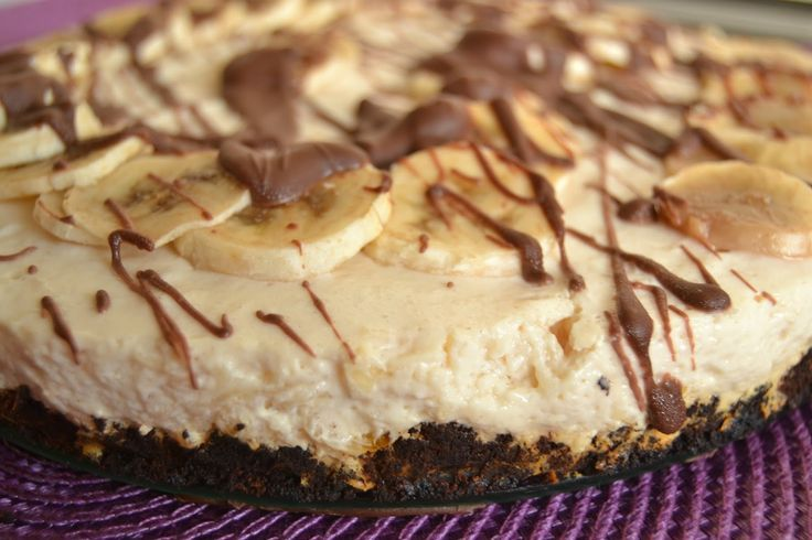 Daddy Space: Slimming World Recipe - Banoffee Pie