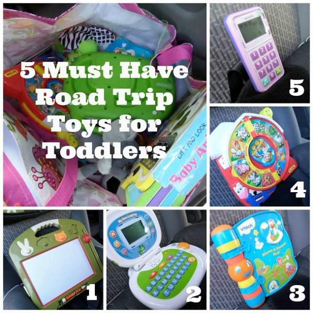 Coffee & Giggles: 5 Must Have Road Trip Toys for Toddlers