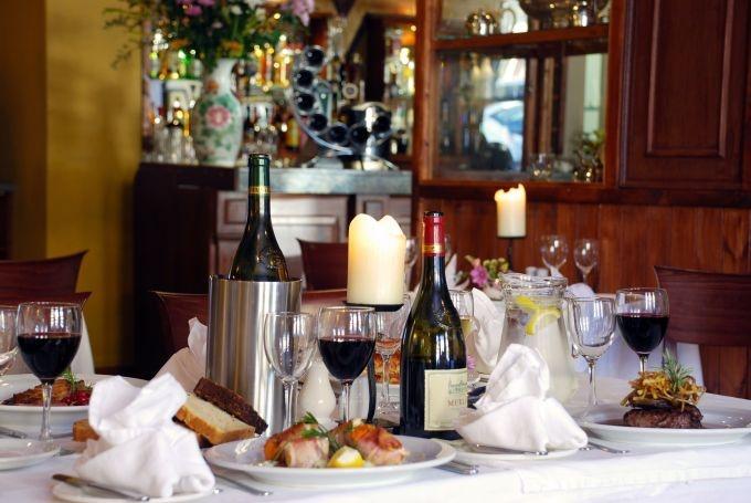 Marconi  Restaurant @ Foyles Hotel