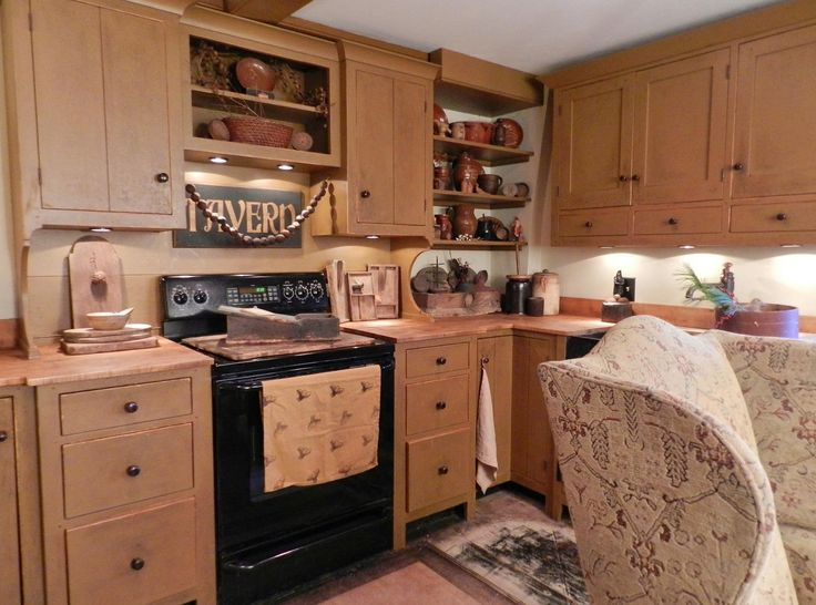 Smith Smith Kitchens: Another David T. Smith Kitchen. Love It!! A Primitive