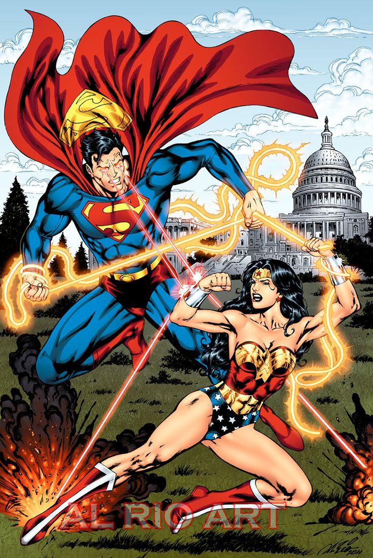 15 Hilarious Superman And Wonder Woman Memes | CBR