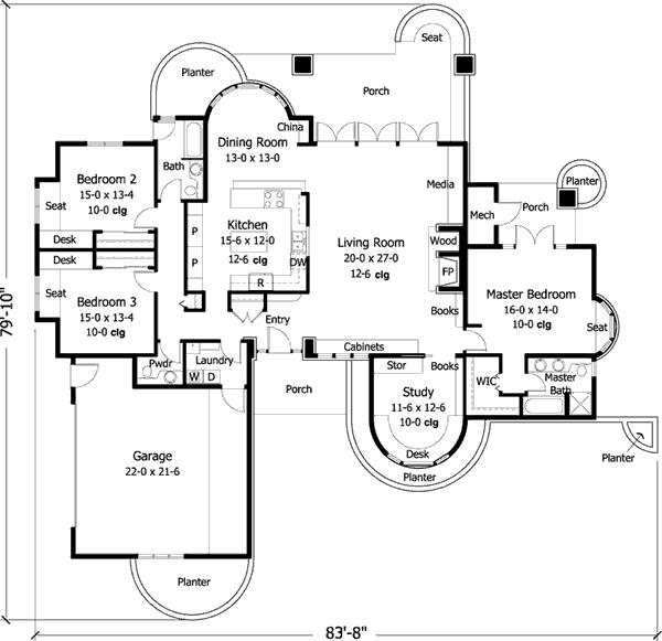 109 best Dream House Plans images on Pinterest Floor plans