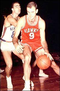 35. Bob Pettit, PF/C, St. Louis Hawks