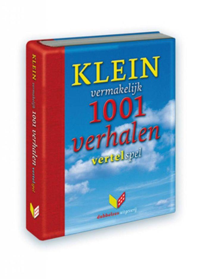 Dubbelzes Klein vermakelijke 1001 verhalen vertelspel