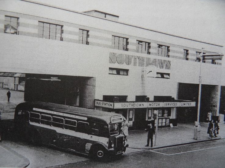 Southdown Bus Station