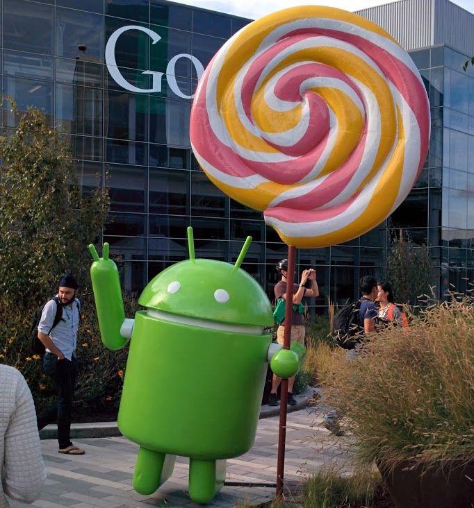 "Fitur terbaru Android Lollipop ""Screen Pinning"""