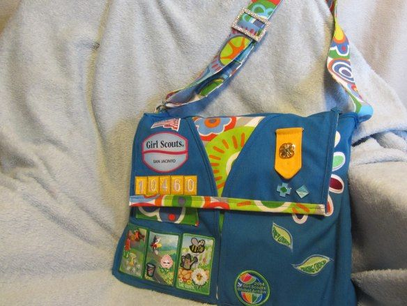 From Daisy Vest to Messenger Bag   Scouting Out Adventure