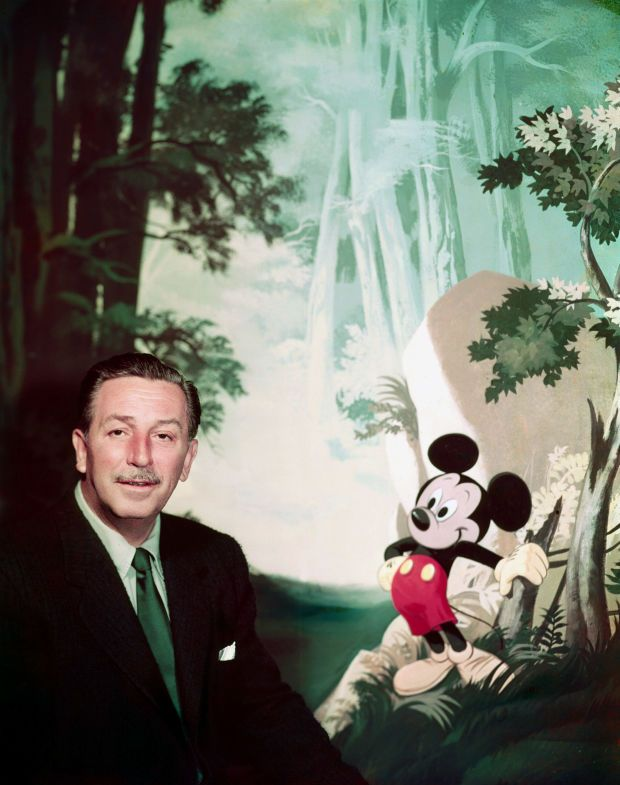 Walt Disney: 7 Things You Didn't Know About the Man & the Magic - Biography.com