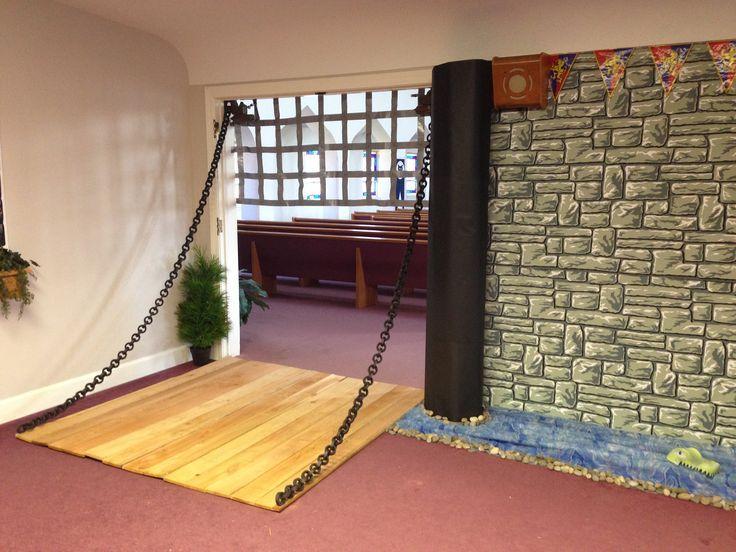Childrens Church Decor Kingdom Rock V B S Decorations