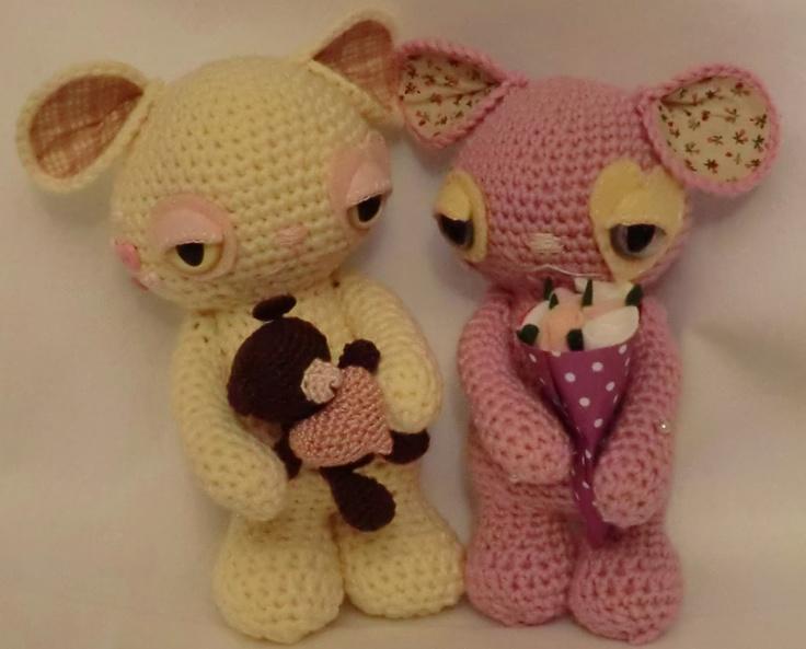 Amigurumi Dolls Free Patterns : Doc mcstuffins doll crochet pattern amigurumi today
