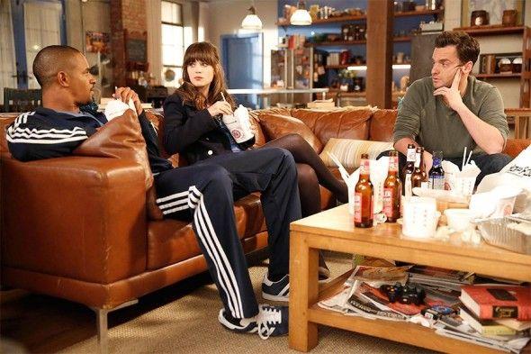 A decoração do seriado New Girl! Fotos sobre o apartamento de Jess, Nick e Schmidt em Los Angeles, California