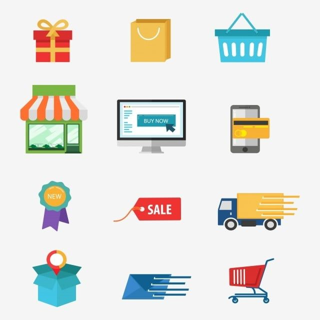 Online Shopping With Buy Button And Cart Online Icons Button Icons Cart Icons Png And Vector With Transparent Background For Free Download Online Icon Buy Buttons Cosmetics Banner