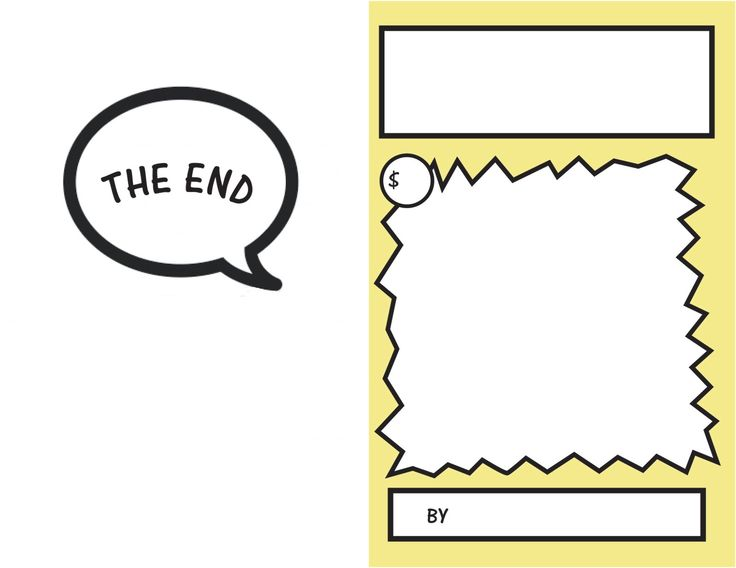 17 Best Images About Comic Templates On Pinterest