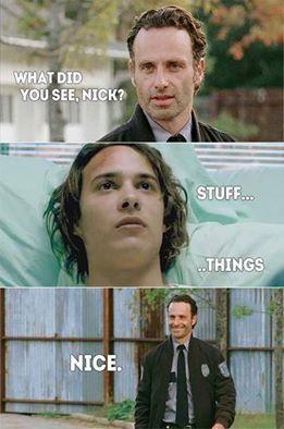 Stuff.. Things... - Fangirl - Fear The Walking Dead