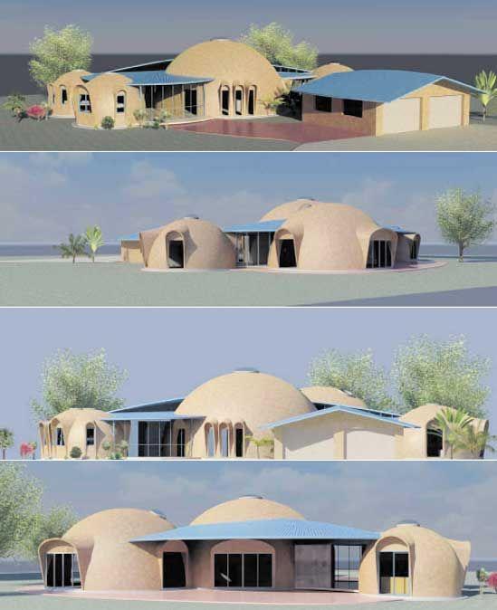 Louisiana Dome House: Dome House, House Plans