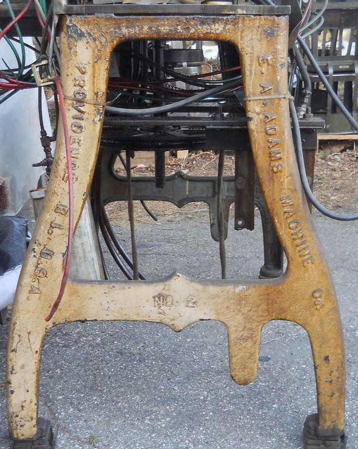26 best Cast Iron Legs images on Pinterest | Cast iron, Machine age ...