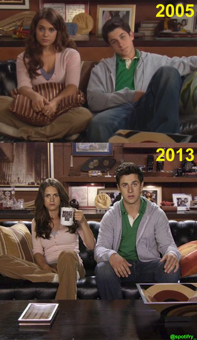 Ted Mosby's kids (2005-2013) HIMYM