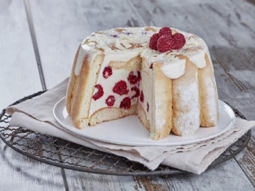 Charlotte chocolat amande et framboises : Recette de Charlotte chocolat amande et framboises - Marmiton