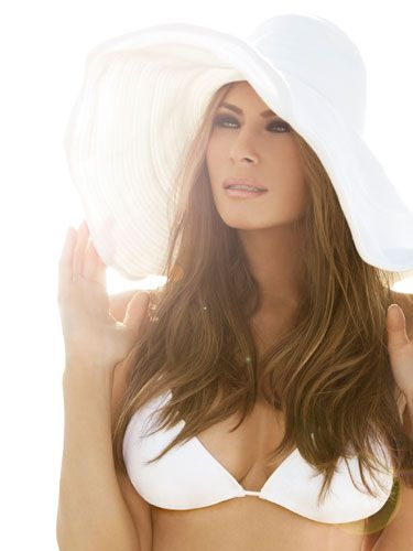 Melania Trump Shares Her Beauty Secrets