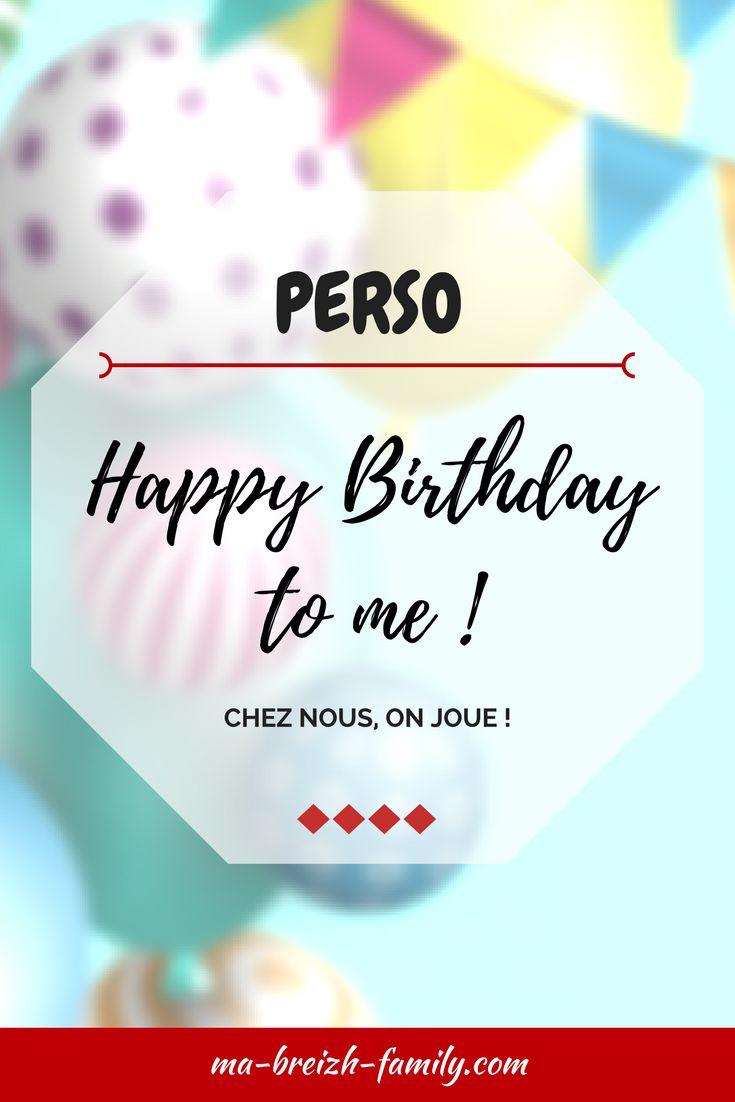 Joyeux anniversaire Je suis trentenaire Lettre  moi mªme  lire sur le blog