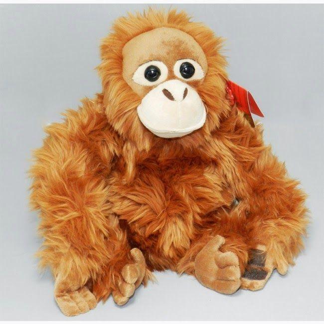 Peluche Orangután   Peluches Originales