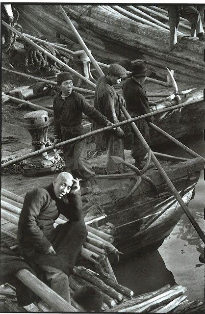 Shanghai 1948 © Henri Cartier-Bresson   CHINA / 中國