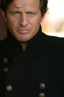 Costas Mandylor. Greek, but Australian born. Can't get any sexier than that (;