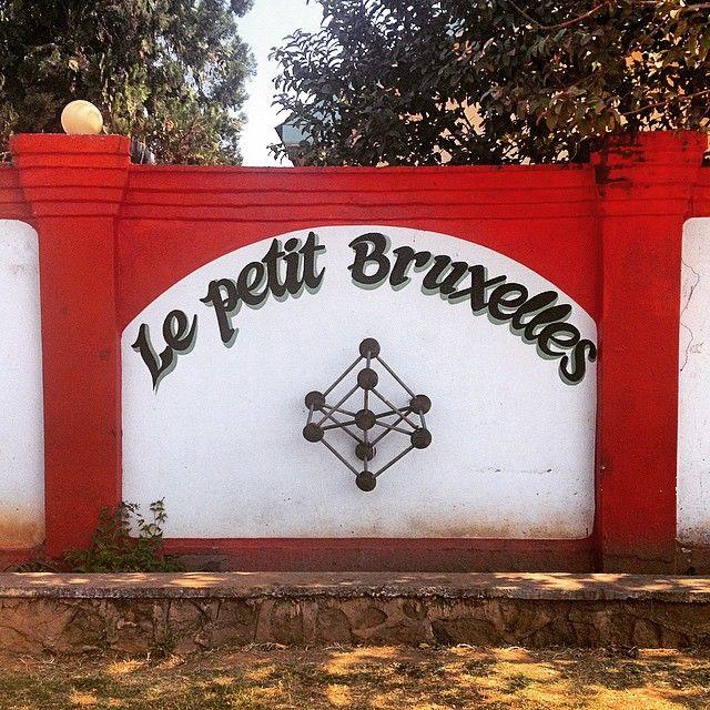 #atomium a #lubumbashi #bruxelles au #katanga #belgique au #Congo #drc #Africa