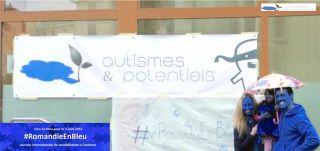Participez vous aussi à notre campagne #RomandieEnBleu | http://autismes-et-potentiels.ch/romandie-en-bleu