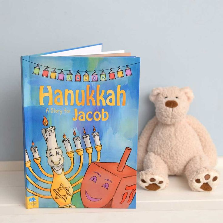 I Just Love It Personalised Hanukkah Story Book Personalised Personalised Hanukkah Story Book - Gift Details. Want to teach your little one about the history of Hanukkah? This wonderful Personalised Hanukkah Story Book is a really fun way to educat http://www.MightGet.com/january-2017-11/i-just-love-it-personalised-hanukkah-story-book.asp