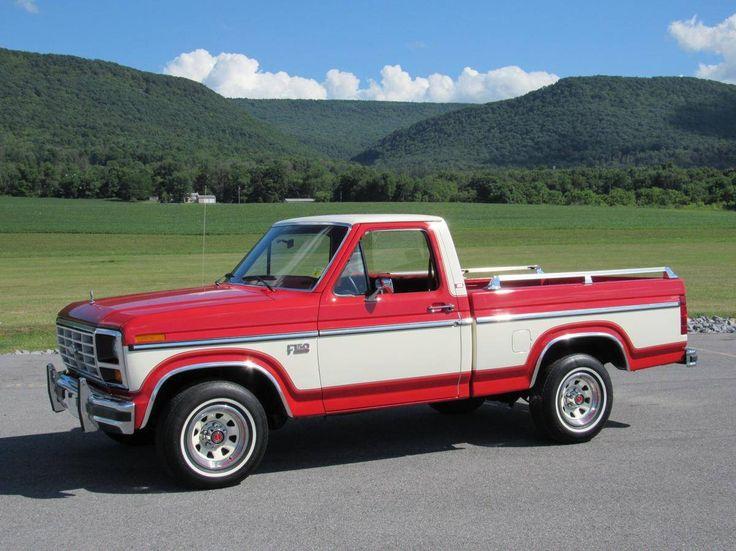 1985 Ford F150 for sale #1861443 | Hemmings Motor News