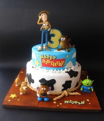 Sweet Treats blog post: Disney Cakes