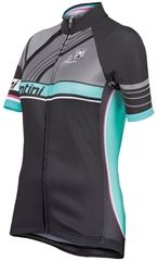 Show details for Santini Anna Meares TDU Aero Short Sleeve Womens Jersey