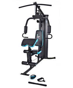 Men's Health 50kg Home Gym.