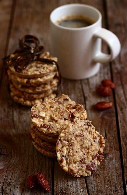 MIEL & RICOTTA: Biscotti senza cottura