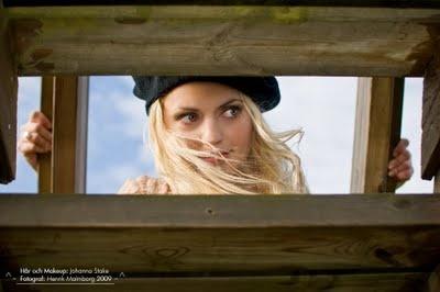 Photo shoot. Photography: Henrik Malmborg Hair & Makeup: Johanna Stake