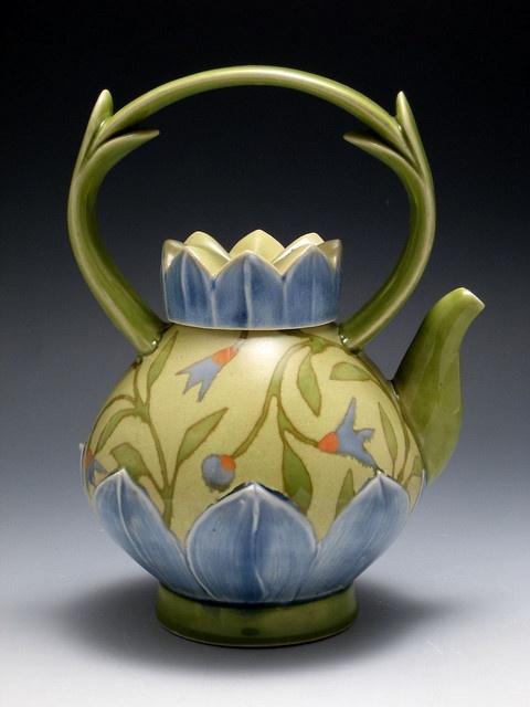 Brenda Quinn teapot