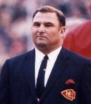 (The late) Hank Stram-- Had the pleasure of meeting him when he did MNF games on the radio. What a gentleman!
