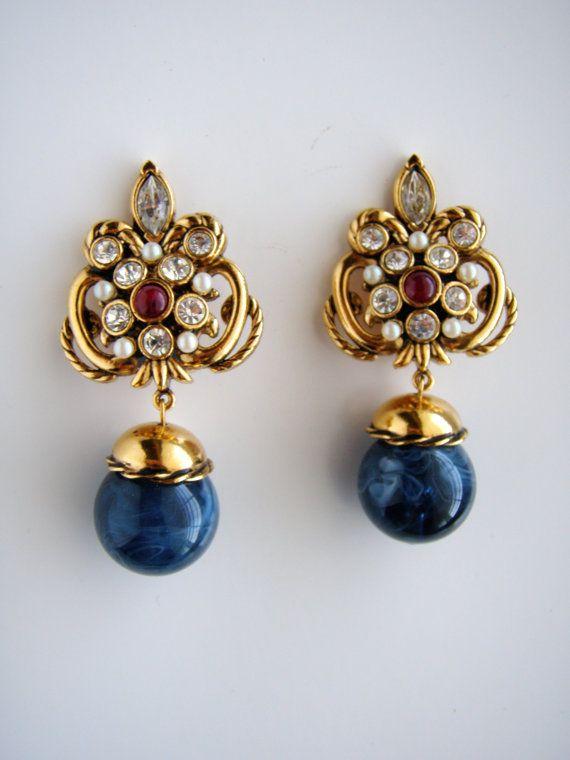 Jose Maria Barrera for Avon's Vintage Florentine by Jewelrin #BarreraFlorentine #BarreraAvonJewelry
