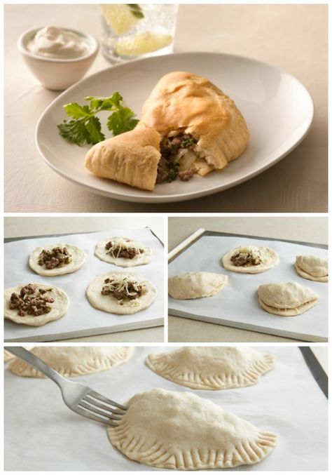 Spice up your celebration with these super easy empanadas!