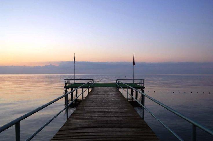 Belek / Türkische Riviera / Türkei mit Sicht auf's Meer.