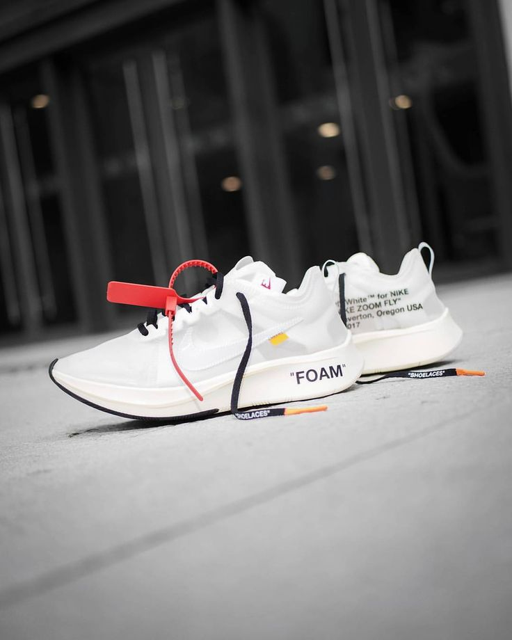 """OFF WHITE x Nike Zoom Fly """"The Ten"""""""
