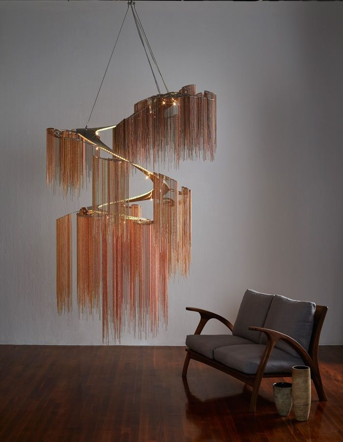 Willowlamp unveils two new art chandeliers - 20 Rue la Condamine, 75017 Paris…