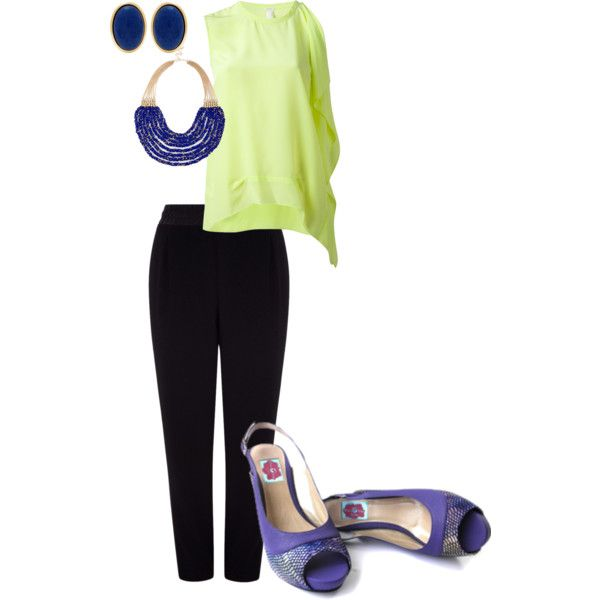 """Office"" by eriarango on Polyvore"