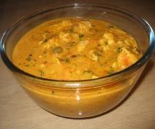 Recette Sauté de porc au curry avec filet mignon