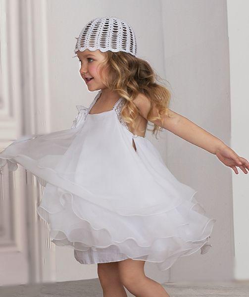 Βαπτιστικό φόρεμα Airy χειροποίητο<3 www.angelscouture.gr