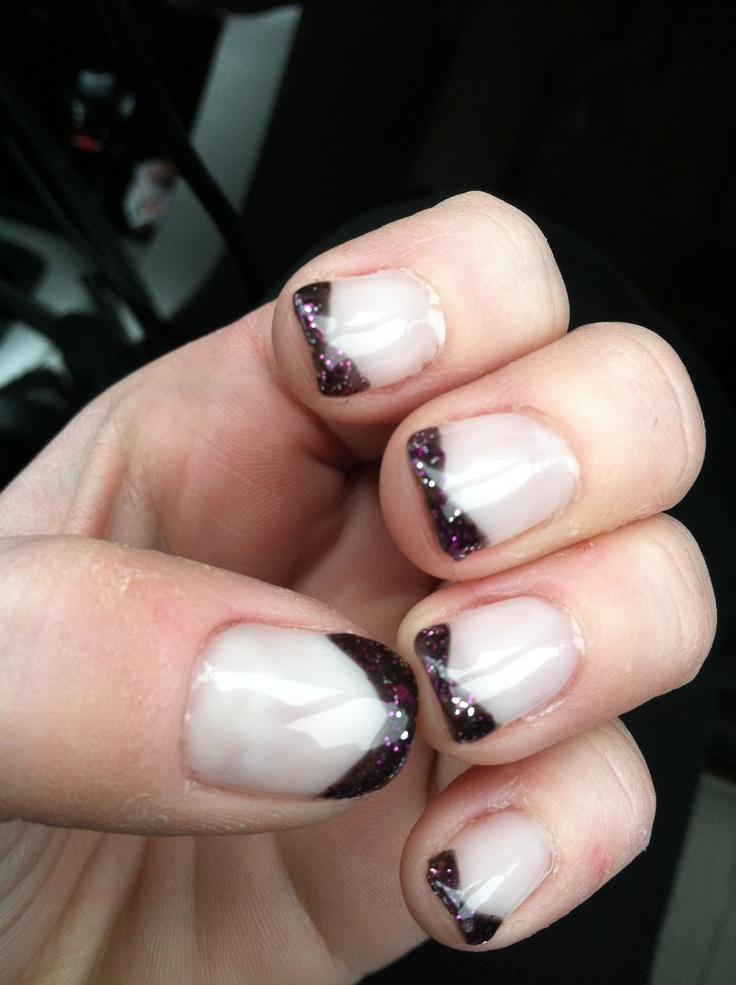 At home gel manicure! | Radiance | Pinterest