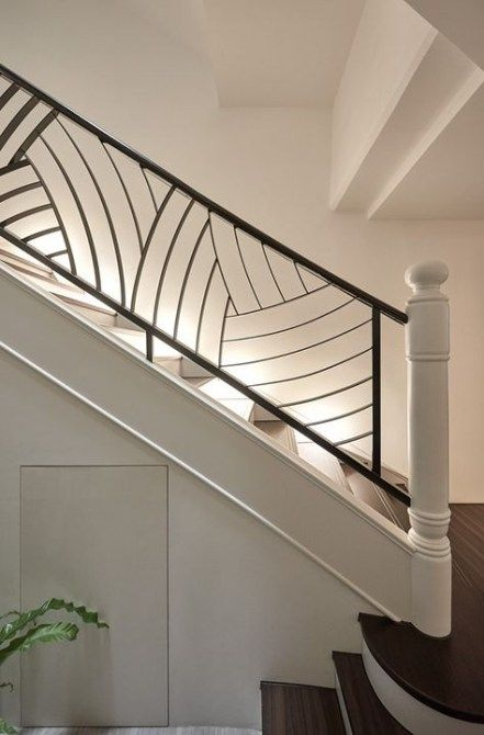 Unique Stairs Railing Staircases 49 Ideas For 2019 #stairs ...